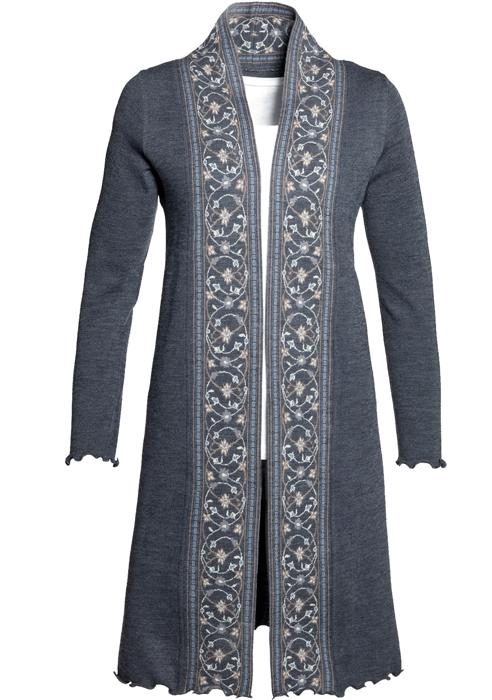 Ullkofta Maria Isfahan bård jeans