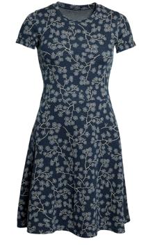 Ullklänning Karina Blomqvist mild blå