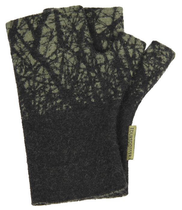 Torgvantar Körsbär grön svart 2