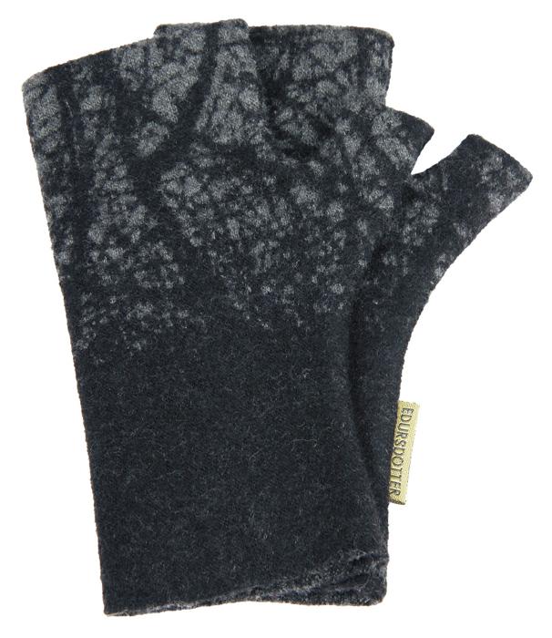 Torgvantar Körsbär grå svart 2