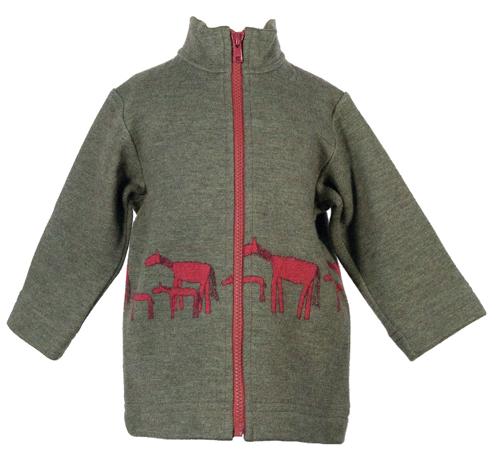 Bild för kategori Tröjor i filtad ull
