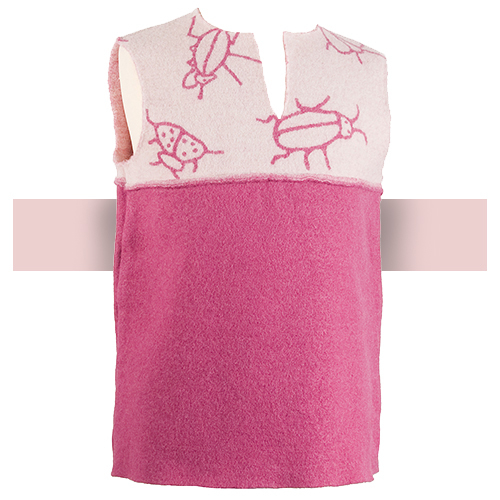 Bild för kategori Västar i filtad ull