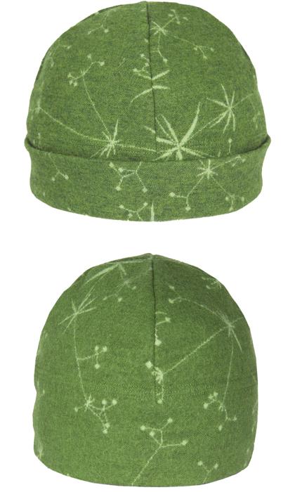 Mössa i filtad ull – Måra sjögräs