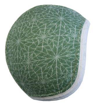 Hätta 0-3 mån Hexagon grön