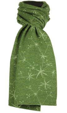 Halsduk i filtad ull – Måra sjögräs