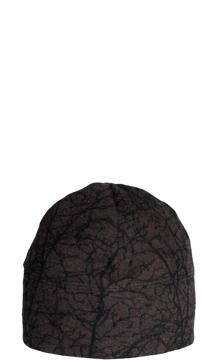 Mössa i filtad ull – Amellanch brun